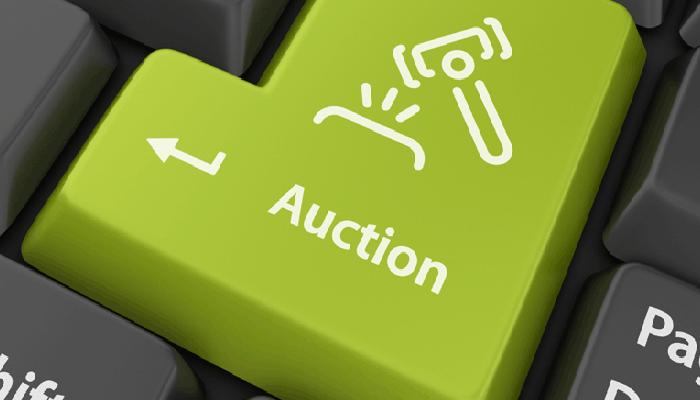 Apķīlāto kustamo mantu tirgos izsolē elektroniskajā vidē
