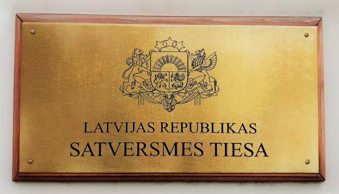 Pēc Lozes pieteikuma Satversmes Tiesa vērtēs kasācijas sūdzības termiņu